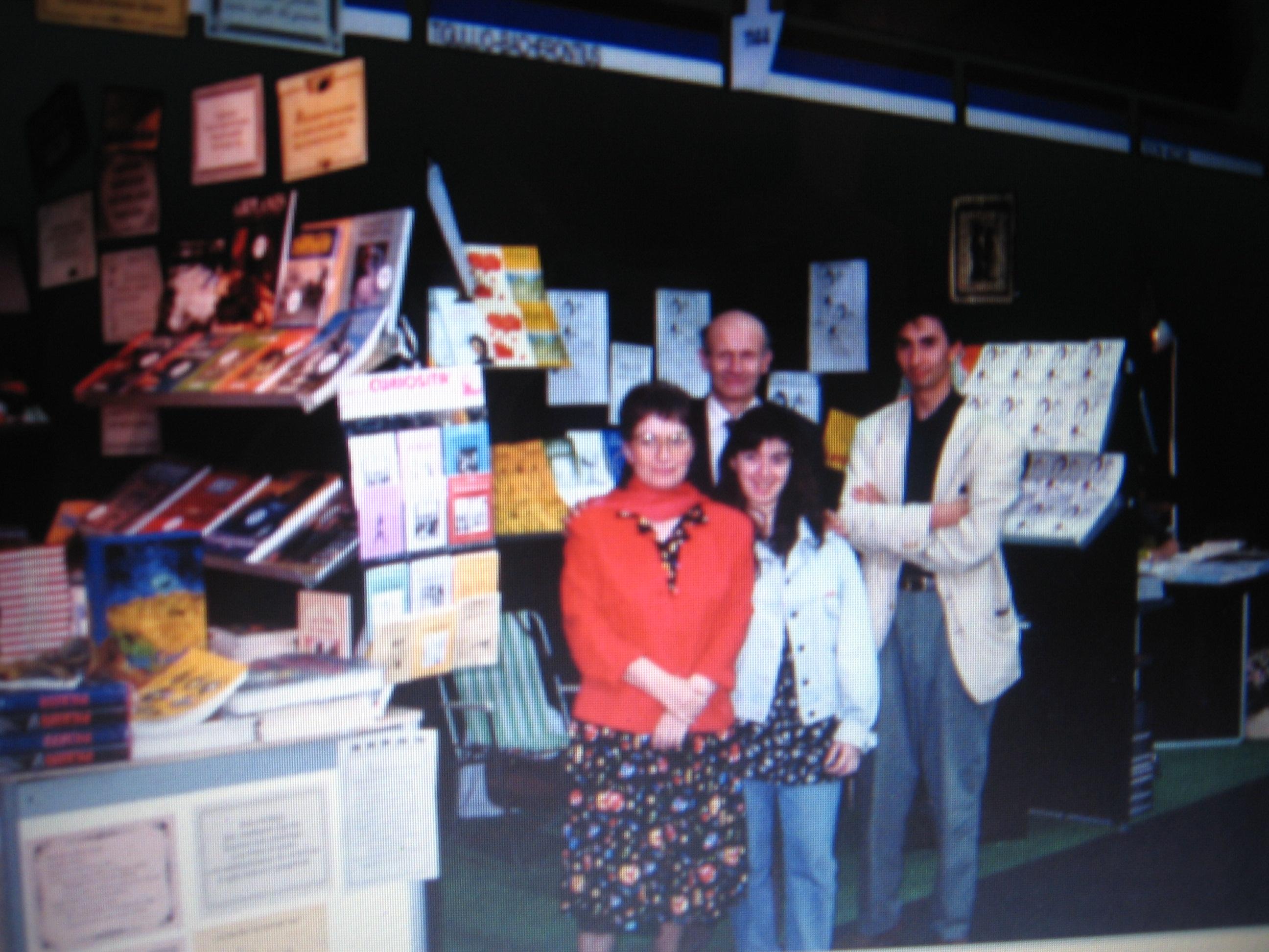 salone del libro di Torino ESCAPE='HTML'