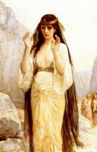 sacerdotessa druida