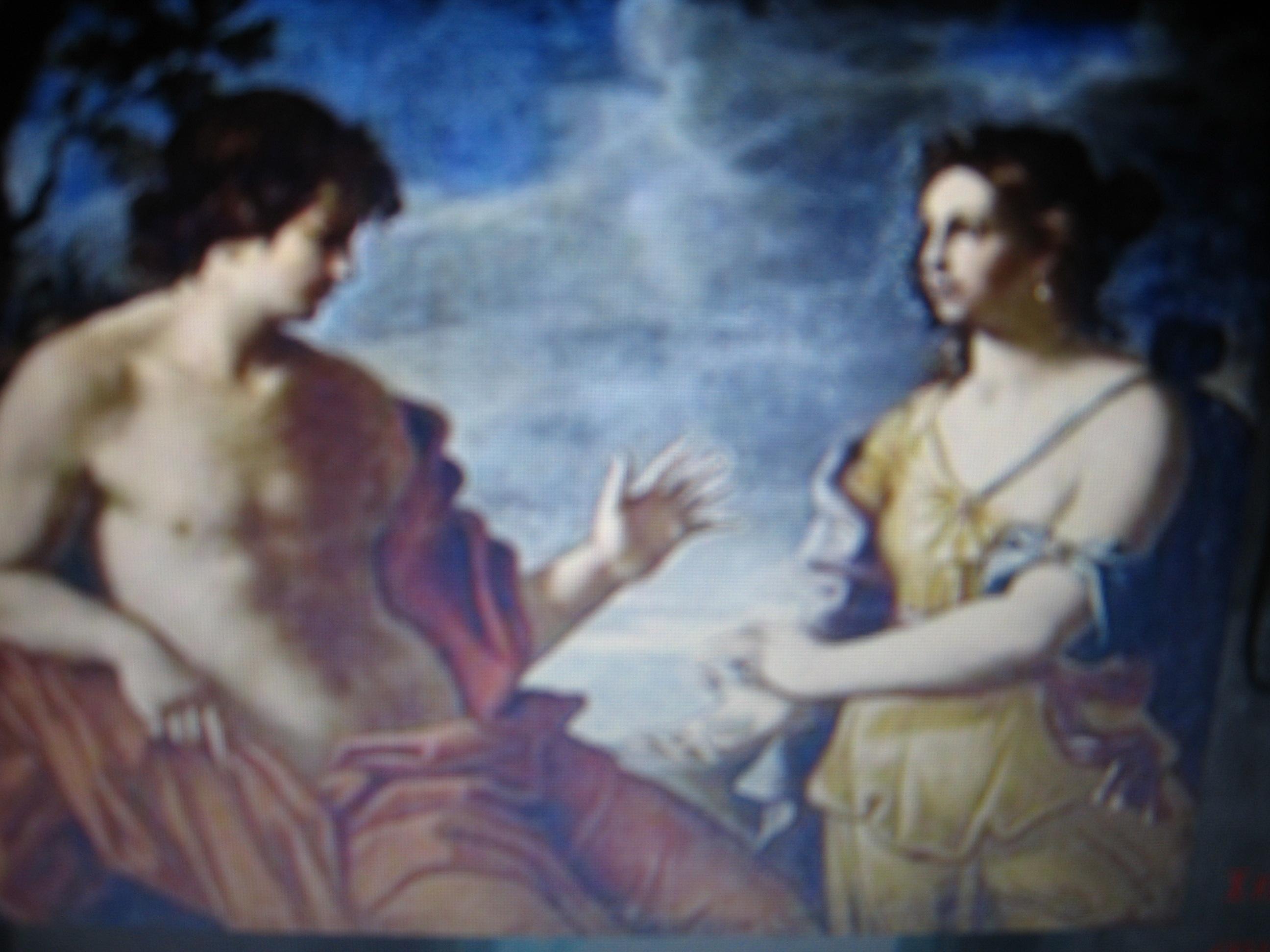 Apollo e la Sibilla